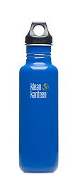 Klean Kanteen 27 oz w/Loop Cap, Blue