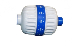 Shower Filter 480g KDF White/Blue