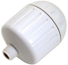 Sprite High Output Universal Shower Filter for Existing Shower Heads, White