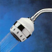Sprite Royale All-In-One Filtered Shower Head Shower Filter